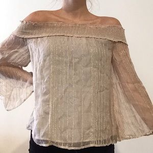 NWT American Eagle Off The Shoulder Top